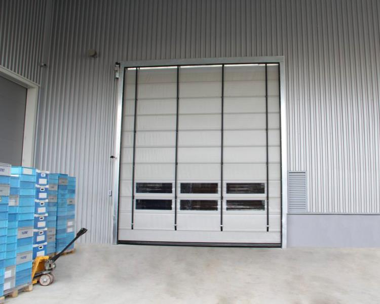 Folding High Speed Doors